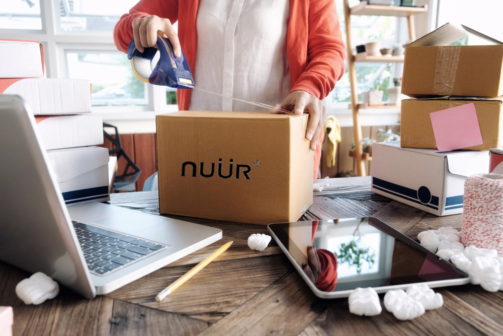 Packing Box Shipping